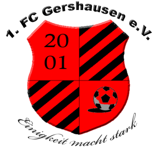 Einladung zur Jahreshauptversammlung 2017 des 1. FC Gershausen